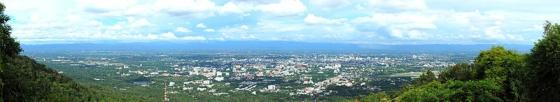 Chiang Mai sky