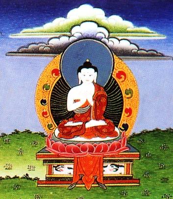 central_dhayani_buddha