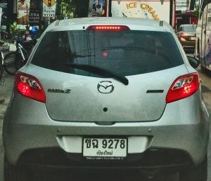 girl car