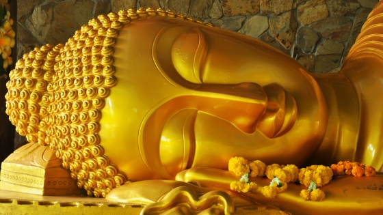 lord-buddha-golden-idol-widescreen-desktop